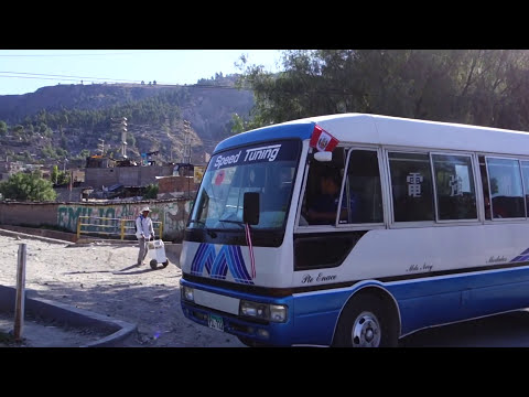 Couchsurfing Vlog - Discover Ayacucho Peru