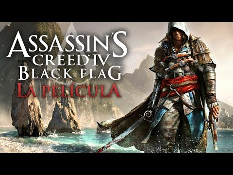 Assassin's Creed 4 Black Flag | Película Completa en Español (Full Movie)