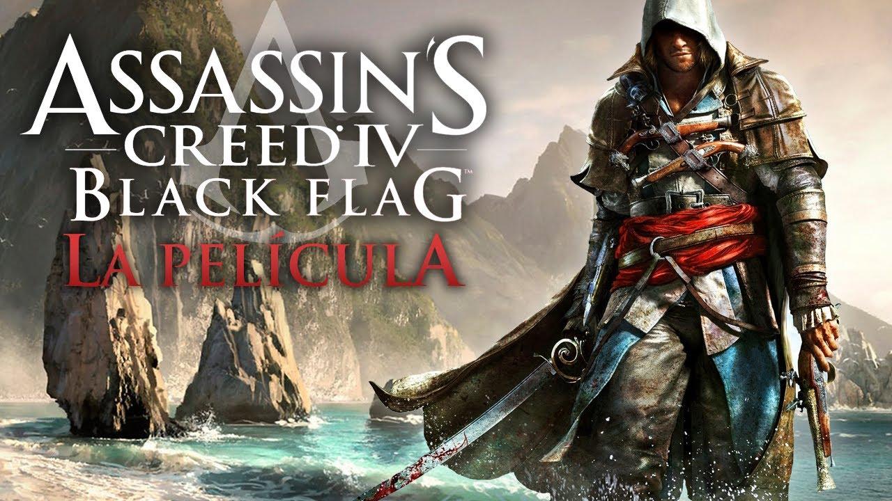 Assassin's Creed 4 Black Flag | Película Completa en ...