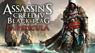 Repeat youtube video Assassin's Creed 4 Black Flag | Película Completa en Español (Full Movie)