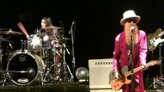 Billy Gibbons & The BFGs Live 2015 =] Q-Vo [= Cullen Center, Houston, Tx - 12/3