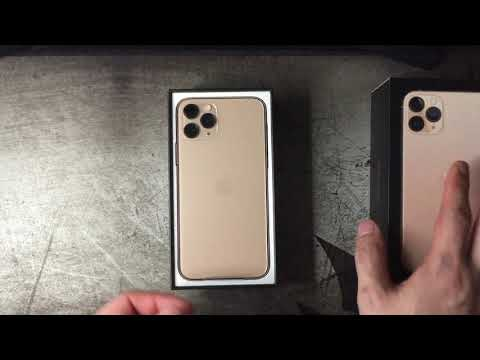 IPhone 11 Pro [Gold] Unboxing!
