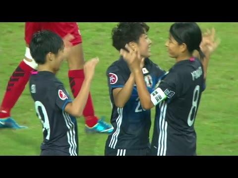 Japan vs Vietnam (AFC U-19 Women's Championship)