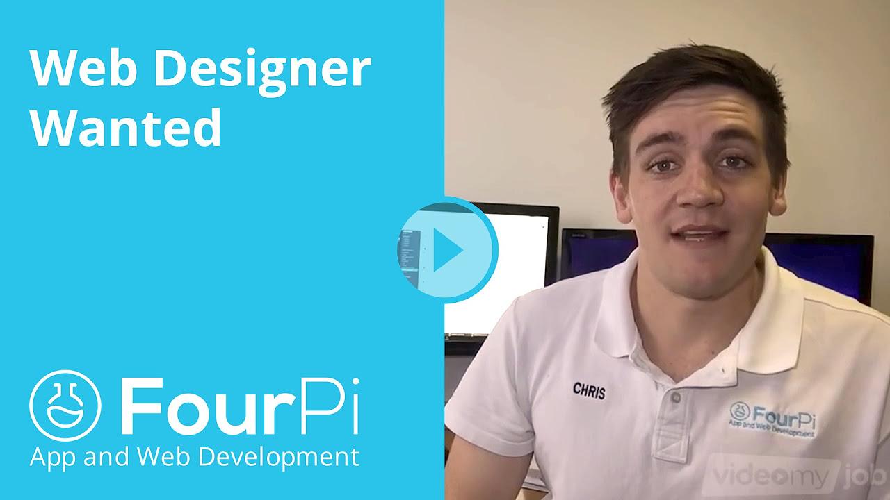 Web Designer Wanted