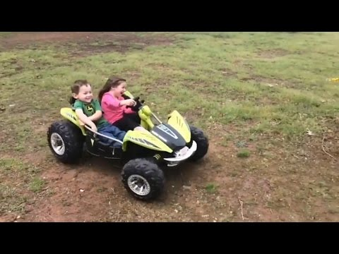 Thumbnail: Power Wheels 12 Volt to 24 Volt Conversion