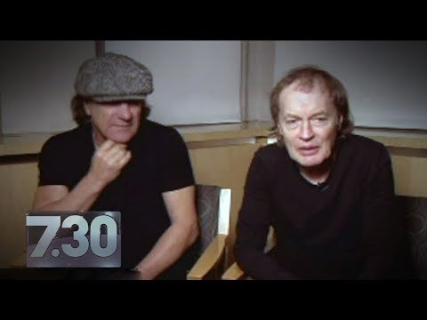 (2014) Malcolm Young can't remember AC/DC's songs anymore