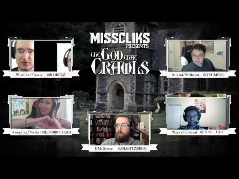 Misscliks Lamentations of the Flame Princess: The God that Crawls Part 3