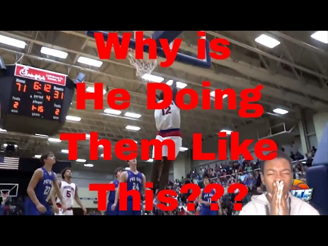 Zion Williamson 37 Points vs. Pee Dee Academy Reaction