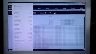 Берінгер Х32 - х-УФ - Жнець галку мульти трек установка