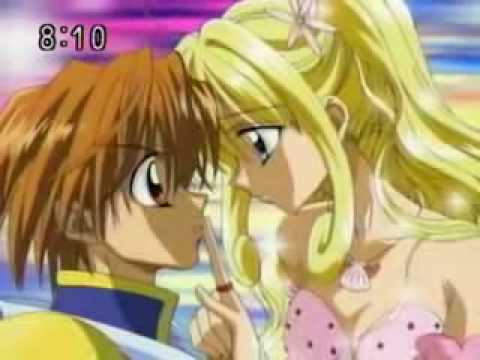 Luchia and Kaito - Save your kisses for me