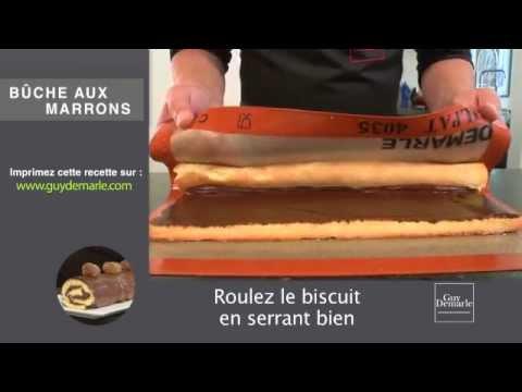 bûche-de-noël-aux-marrons