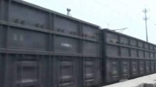 Electric locomotive SS1, China / 中国 韶山1型 電気機関車