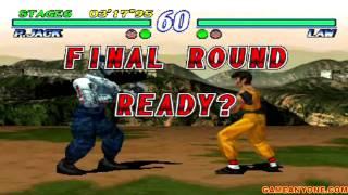 Tekken 2 - [Arcade - Medium Mode] - P.Jack Playthrough