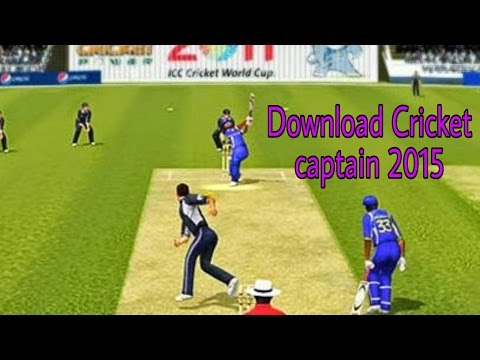 cricket captain 2015 free download for android