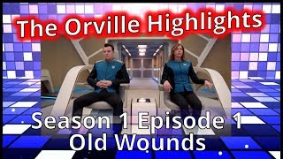 Download Video Highlights The Orville S1E1 Old Wounds MP3 3GP MP4