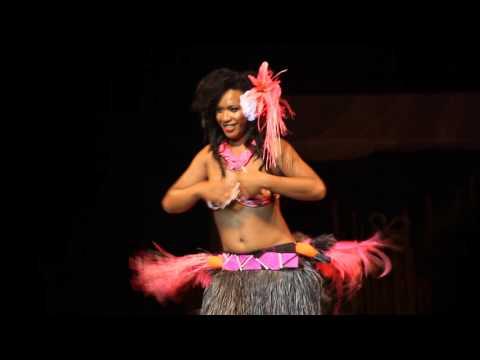 Neiomi K - Runway, Twerk, Cook Islands Dancing, Miss Jewel Comp 2016