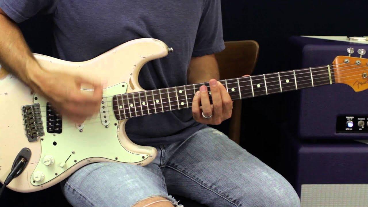 how to play rhythm guitar youtube