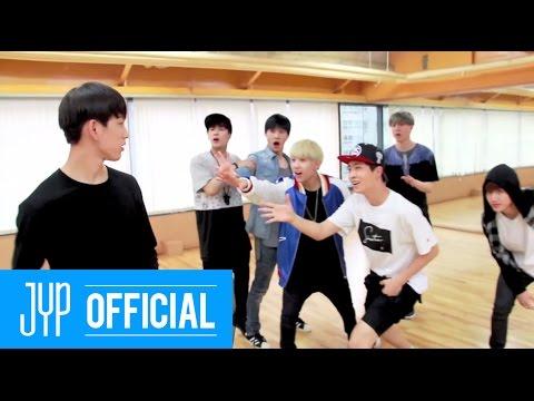 """GOT7 """"A"""" Dance Practice #2 (A+ Ver.)"""