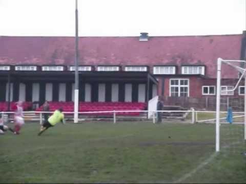 Josh Harris Goalkeeper 2010/2011