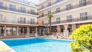 Hotel Ibersol Sorra D'Or  Malgrat de Mar - Barcelona