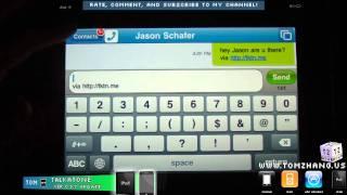 Talkatone SMS Update 0.9.7 for iPhone / iPod Touch / iPad / iPad 2 HD