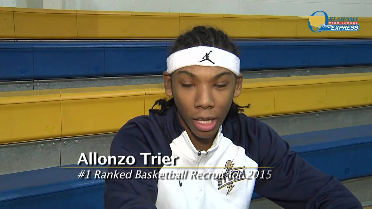 Allonzo Trier 1 Basketball Recruit For 2015 Youtube