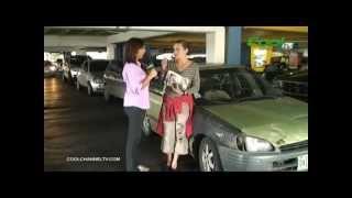 Entrevista exclusiva - La actriz Nancy González  vive en su  carro