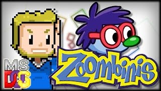 Logical Journey of the Zoombinis - Pixelated Memories