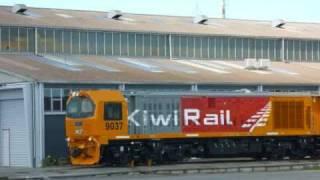 DALIAN Locomotive..New Zealand Rail DL Class 中国-大連機車車輛製ディーゼル機関車