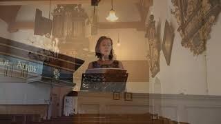 Gloria uit Missa Corona - Wouter Belle (componist), door Hester Westra en Jaap Jan Steensma