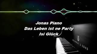 Das Leben ist ne Party  Isi Glück  Piano