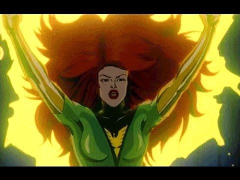 X Men The Animated Series Phoenix Youtube