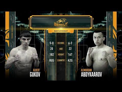 ACB YE 1: Альберт Гуков vs. Алимардан Абдыкааров | Albert Gukov vs. Alimardan Abdykarov