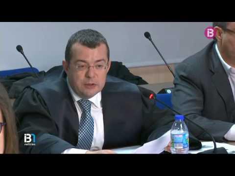 Alberto Ruiz Gallardón ha declarat avui com a testimoni del cas Nóos