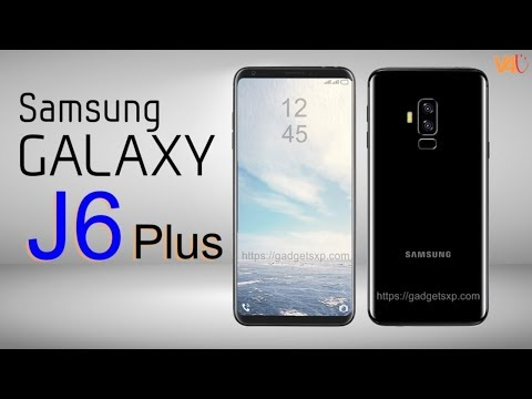 Samsung Galaxy J6 Plus 2018 First Look, Introduction, Release Date, Price, Features, Concepts,Launch