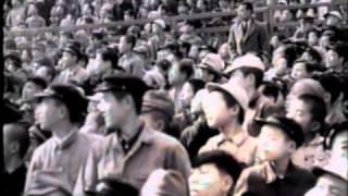 1947年11月 東西対抗戦
