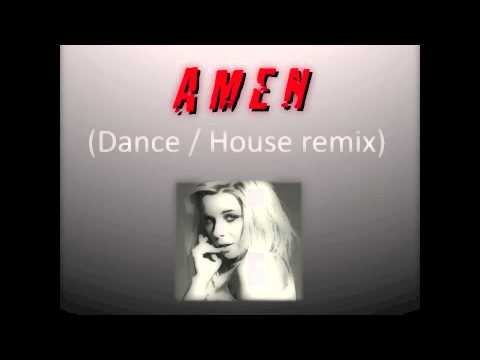 "KRISTA SIEGFRIDS / ""AMEN"" (Dance / House Remix By GENOMIZER)"