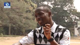 Eye Witness Report Young Nigerian Creates Drone Flying Car