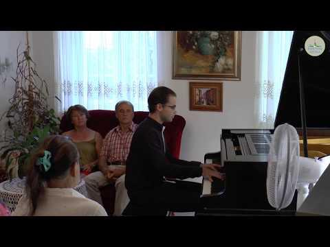 Veress Ábel Zongorakoncertje A Feng Shui Galériában