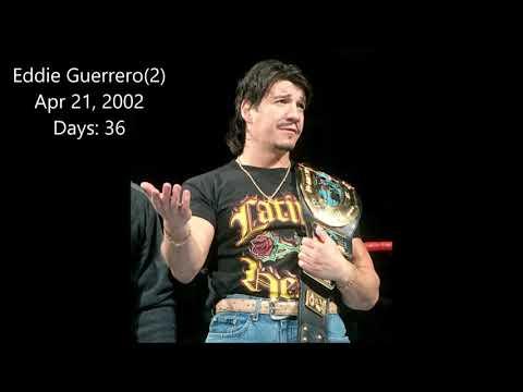 Every WWE Intercontinental Champion (1979-2019)
