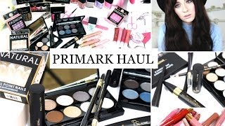 Primark Haul: P.S. Love Beauty Launch! • Becca Rose