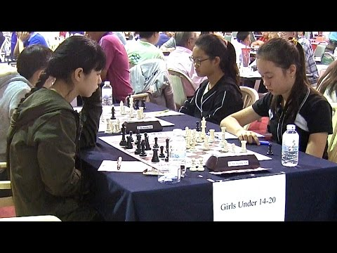 9th Thailand Junior Chess Championships 2014