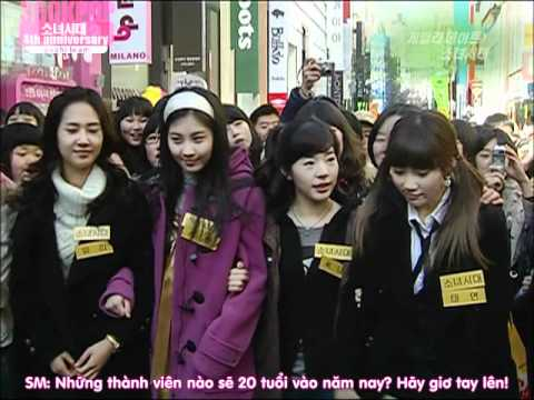 [Vietsub] KBS2 Guerilla Date - SNSD [16.02.08] {SoshiTeam/360KPOP}