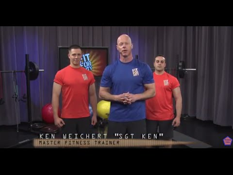 Military Fitness - SGT Ken's Xtreme Conditioning Workouts (2)