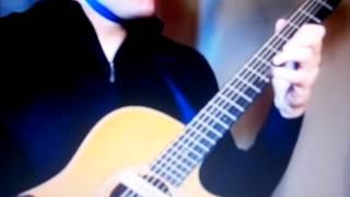 thriller guitarist with Non La is so great - Cao thủ chơi guitar