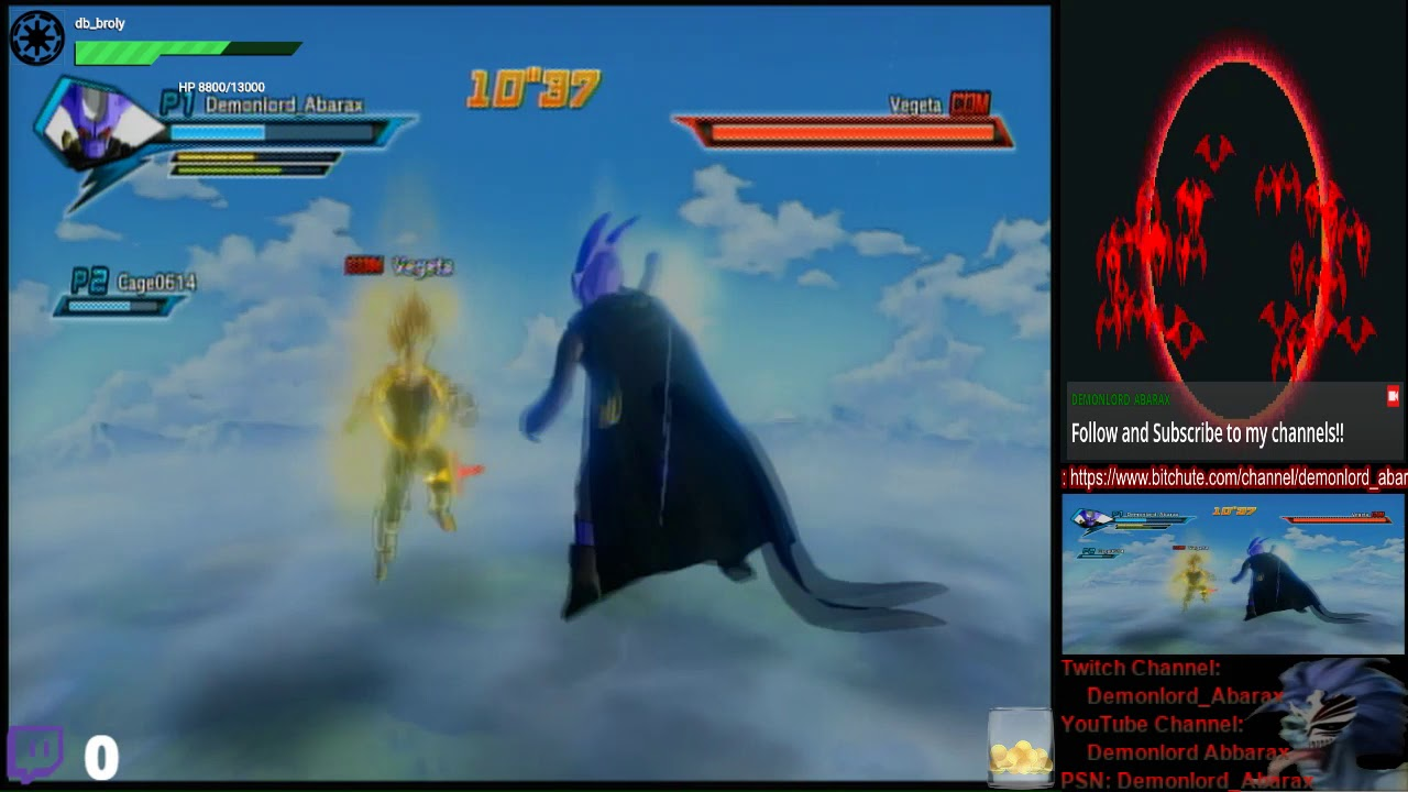 [PS3] Dragonball XenoVerse - {Brand New Char. Multiplayer #32}