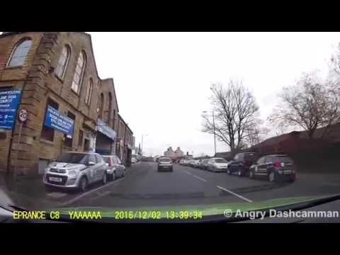 Attention!!! Idiot Drivers UK Compilation 30 Angry Dashcamman