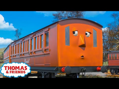 Thomas & Friends UK | Rosie is Red | Best Moments of Season 22 Compilation | Vehicles for Kids