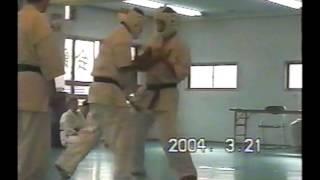 2004年3月21日に行われた昇段・昇級審査会の映像です。この時期は選手層...