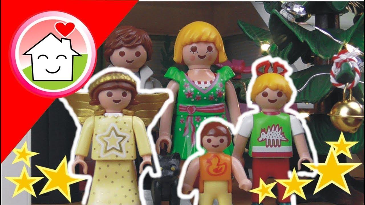 Playmobil Film Deutsch Weihnachten Mit Familie Hauser Film Fur